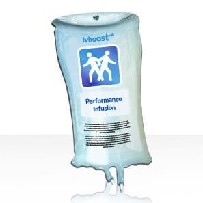 Performance Booster IV Vitamin Drip