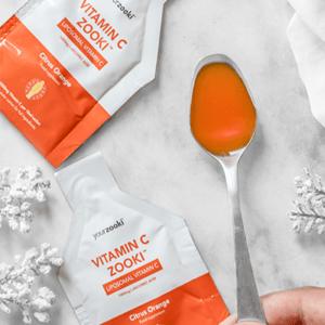 Zooki Vitamin C Bag of 30 sachets