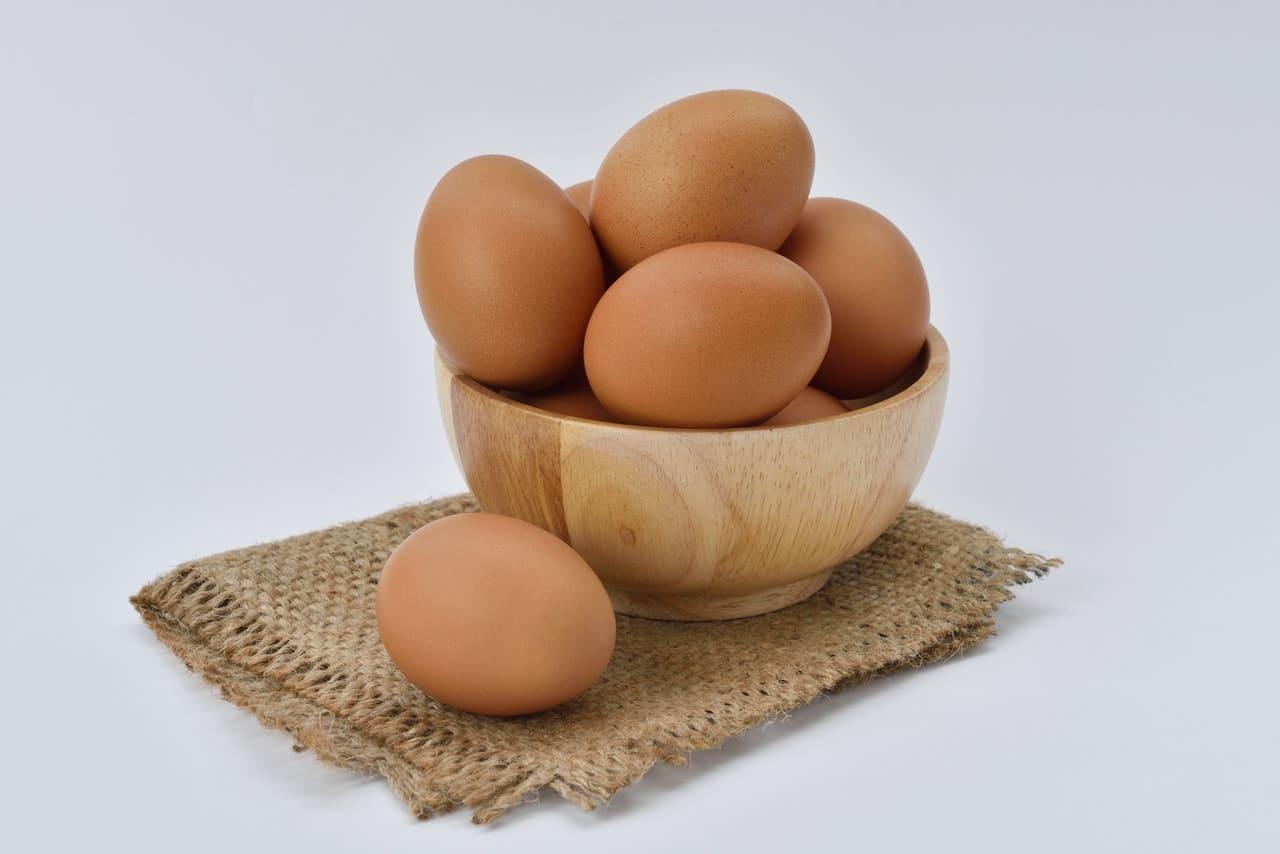 Amino Acid Rich Eggs